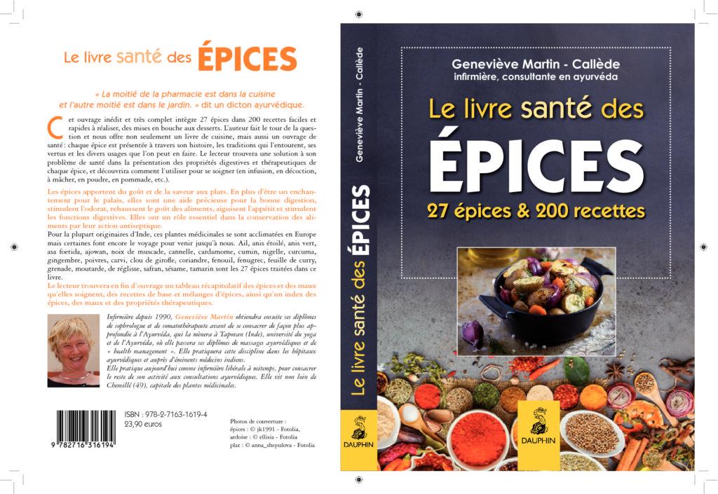 Le Livre Sante Des Epices